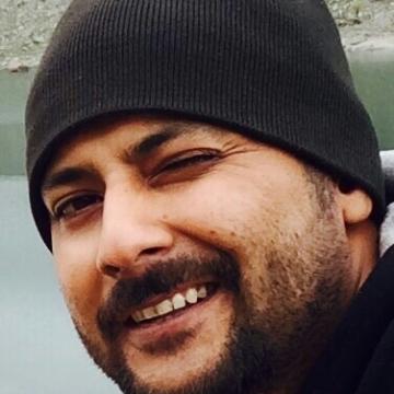 Mohammad Usama, 26, Karachi, Pakistan