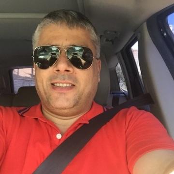 ibrahim, 38, Istanbul, Turkey