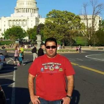 Mohssen Khafaji, 36, Orlando, United States