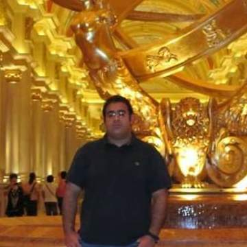 Mohssen Khafaji, 37, Orlando, United States