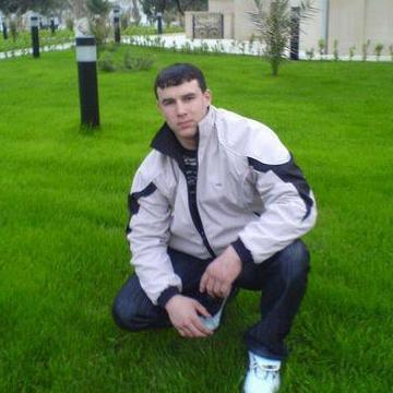 Mehman Abbasov, 33, Baku, Azerbaijan