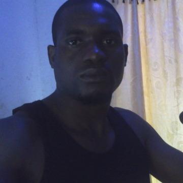 Emanuel Cool, 34, Accra, Ghana