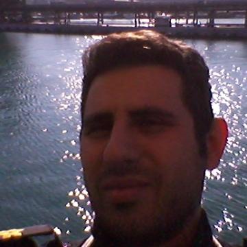 Mehmet Üzümcü, 29, Ankara, Turkey