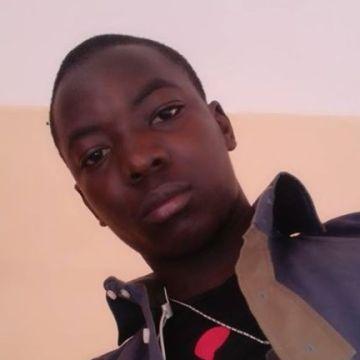 Seydou Pykala Traore, 22, Bamako, Mali