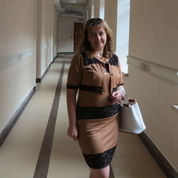 Ольга Люлина, 37,