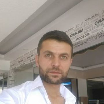 Olgun Şahin, 27, Samsun, Turkey