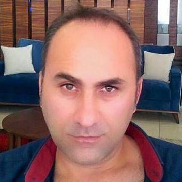 Ahmet Barak, 38, Izmir, Turkey