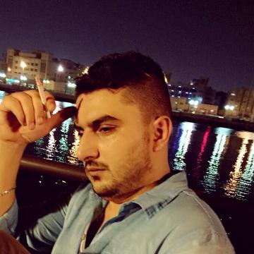 Basel Ibrahem, 31, Dubai, United Arab Emirates