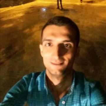 Gökhan Gelir, 27, Bursa, Turkey