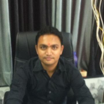 Kishor Gangani, 25,