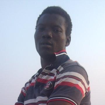 Yaya Ouattara, 36, Accra, Ghana