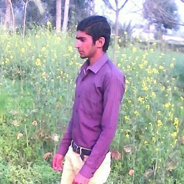 Rafiq Umez, 20, Multan, Pakistan