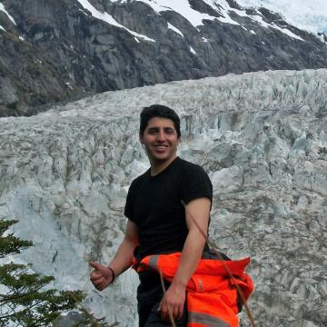 Francisco Martinez Vidal, 33, Puerto Natales, Chile