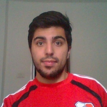 Roderick Báez Garay, 27, Buenos Aires, Argentina