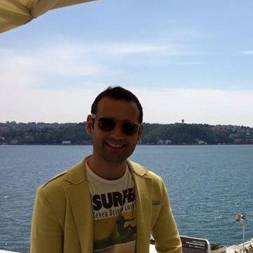 Cenkt Taner, 39, Izmir, Turkey