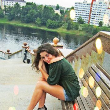 Ulyana, 25, Vitebsk, Belarus