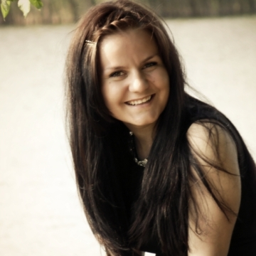 Yuliya Nemshon, 21, Baranovichi, Belarus