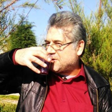 Ali Sobacı, 58, Izmir, Turkey