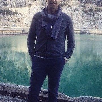 Volkan Hanoğlu, 33, Antalya, Turkey