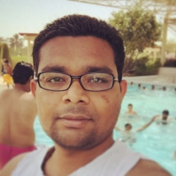 Jatin, 30, Dubai, United Arab Emirates