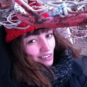 Zhanna Chamkina, 23, Saint Petersburg, Russia