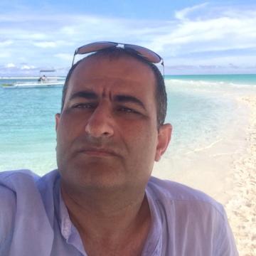 Murat Atacan, 38, Izmir, Turkey