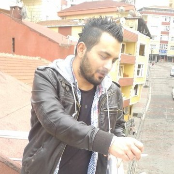 Serkan, 30, Istanbul, Turkey