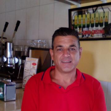 Salvador Garcia Egea, 46, Malaga, Spain