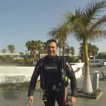 Andres , 32, Las Palmas, Spain