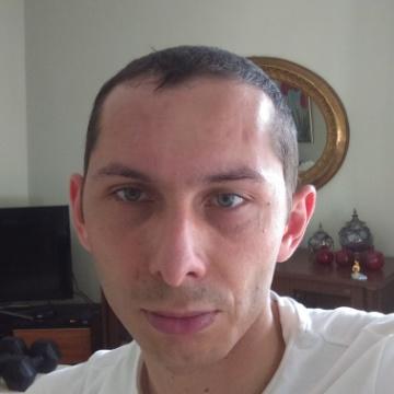 Kadri Öztüfekçi, 31, Izmir, Turkey