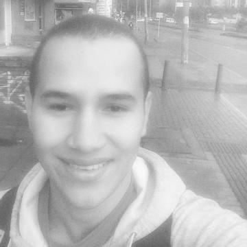 Ronald Rodriguez, 31, Bogota, Colombia
