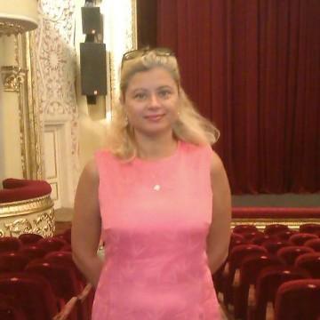 Inna, 45, Zaporozhe, Ukraine