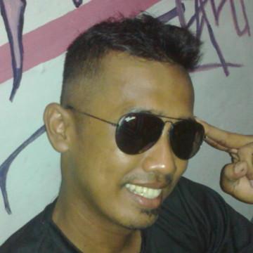 Yudha, 29, Banjarmasin, Indonesia