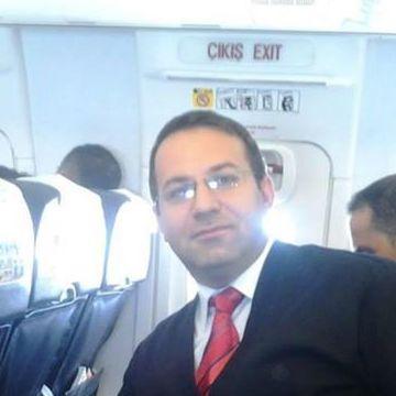Zafer Dagdeviren, 36, Istanbul, Turkey