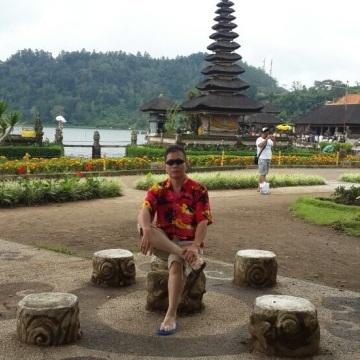 Sandro, 48, Medan, Indonesia