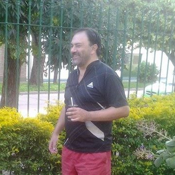Luis Berti, 52, Santa Fe, Argentina