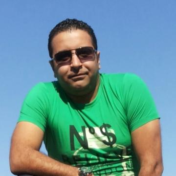 Mohamed Mostafa, 35, Cairo, Egypt