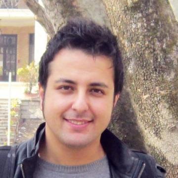 Aras Özgür, 30, Ankara, Turkey