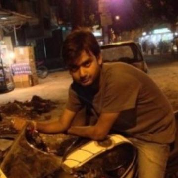 Dev, 25, New Delhi, India