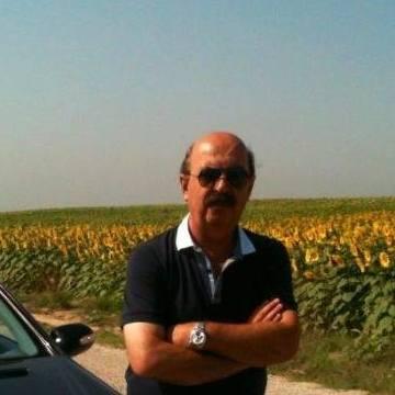 Ersan, 53, Istanbul, Turkey