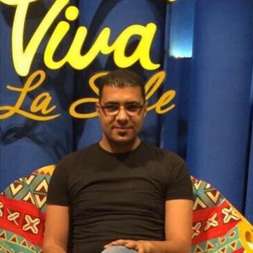 Mohamed El Sayed, 31, Abu Dhabi, United Arab Emirates