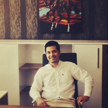 Tolga Özer, 27, Istanbul, Turkey