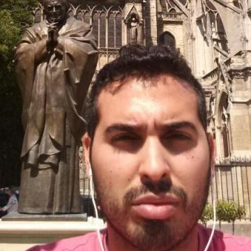 Luks Mor, 28, Godoy Cruz, Argentina