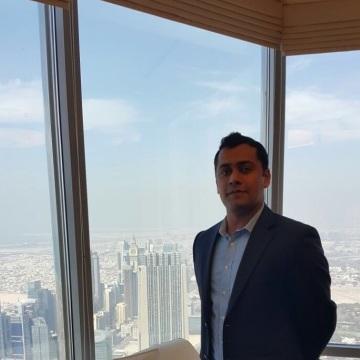 Asad, 31, Dubai, United Arab Emirates