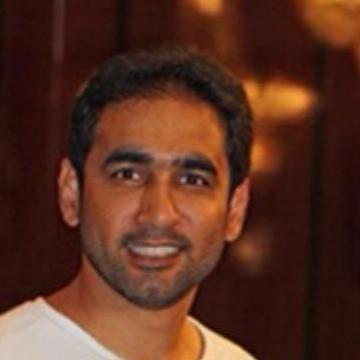 Abdulla Mehairi, 39, Abu Dhabi, United Arab Emirates