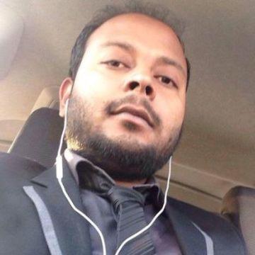 Sajjan Karn, 32, Damman, Saudi Arabia