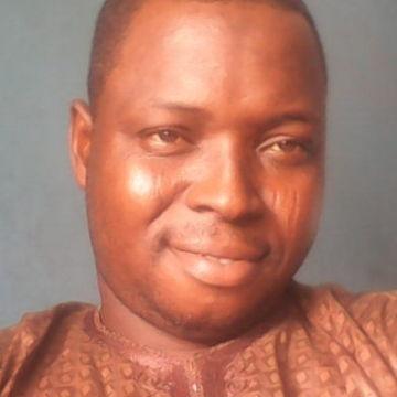 Laryboy, 35, Lagos, Nigeria