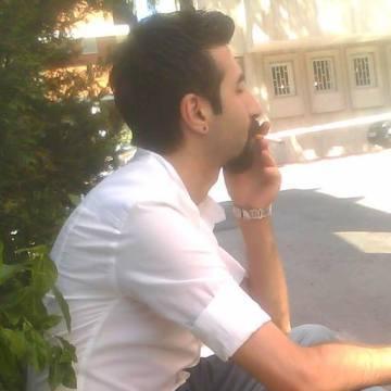 Hamza Kaya, 33, Istanbul, Turkey
