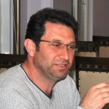 Baratay, 43, Istanbul, Turkey