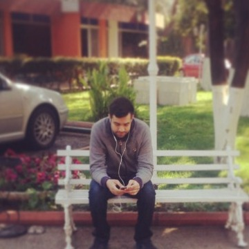 Hamed Daneshmand Far, 25, Ankara, Turkey